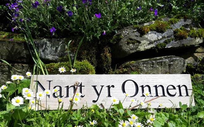Welcome to Nant yr Onnen