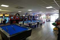 Amusement arcade for those rainy days!