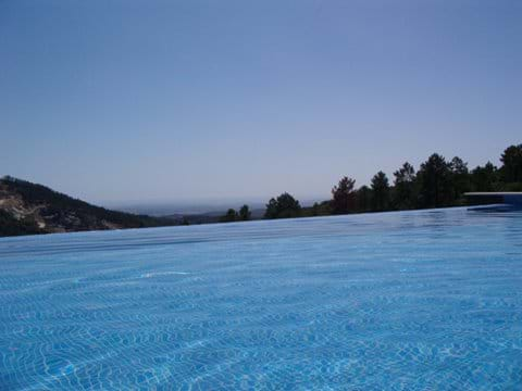 Infinity Pool at Villa Vida Nova