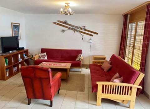 Spacious accommodation