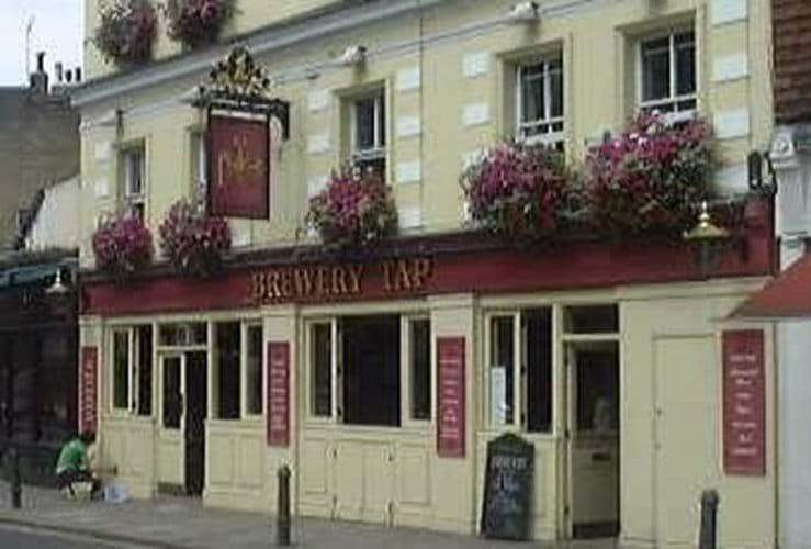 Traditional English Pub
