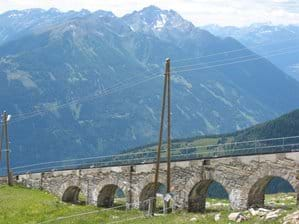 Reisseckbahn viaduct