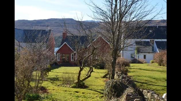The Cottage - back garden