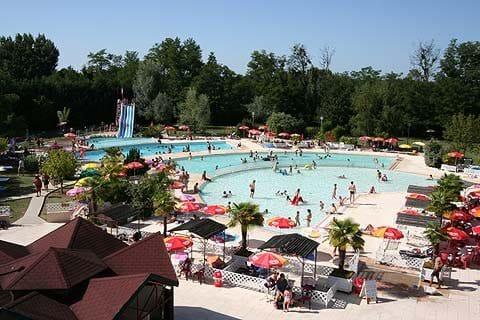 Bergerac water park