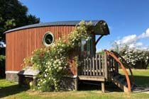 Zingaro wagon, a unique and romantic space
