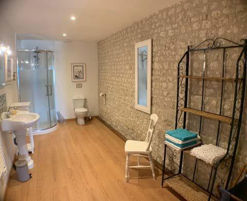 Chambre 2 salle de bain privée