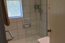 Enfys Bathroom with rain shower