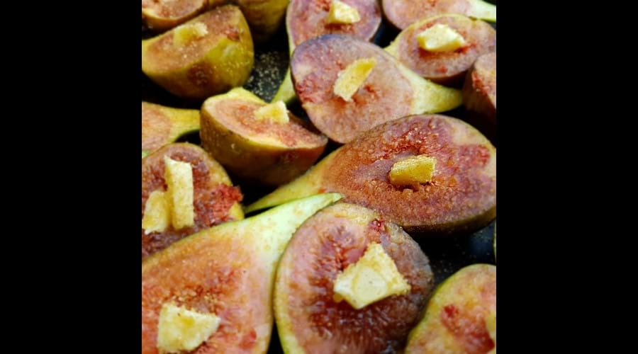 figs to be roasted