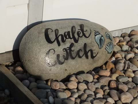 Chalet Cwtch near Solva