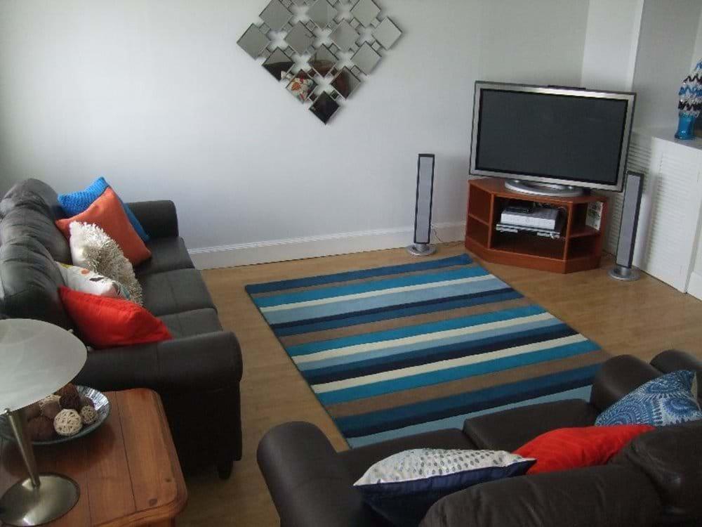 Living/Dinning room at Niaroo, Bowmore, Islay