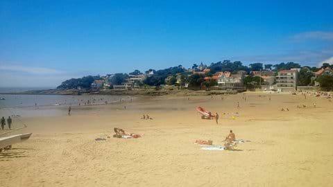 Seaside near Royan (75 minute drive)