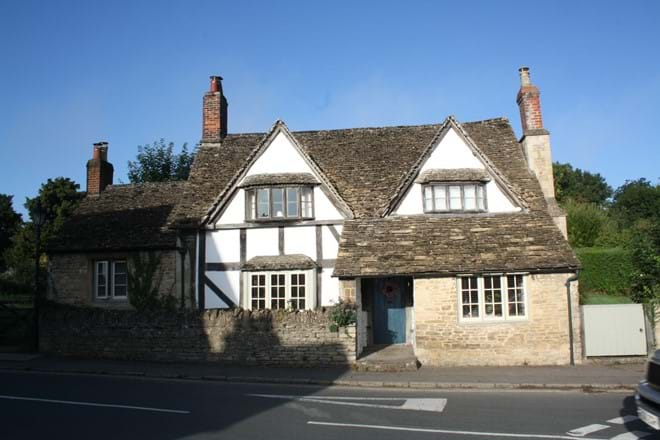 Property in Lacock
