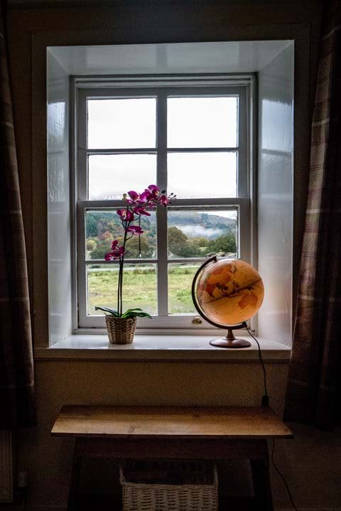 Every window has a superb view!