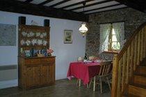 Le Fournil- Dining Area