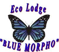 Logo - Ecolodge Blue Morpho