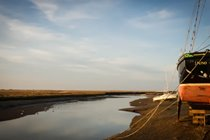 Low tide Blakeney