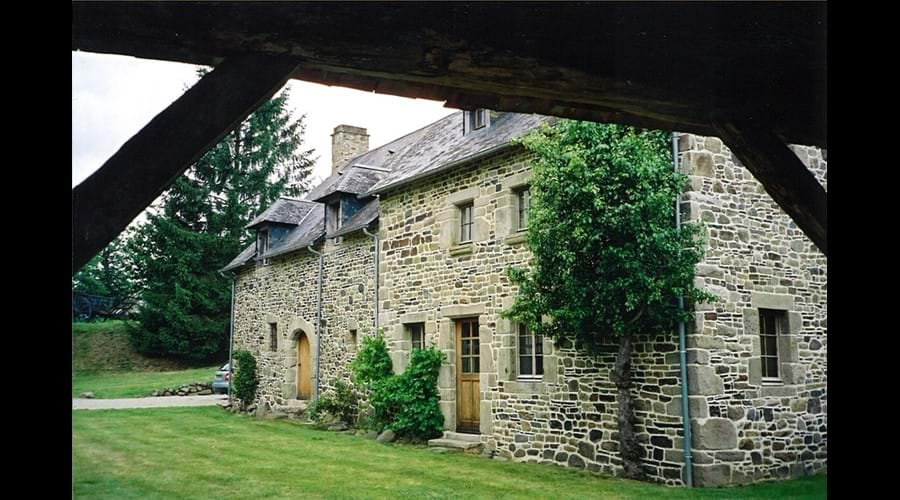 The Farmhouse, Boudet, Barenton, France which has five bedrooms and sleeps 10.