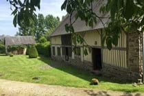 The Barn which has four bedrooms and sleeps eight/nine with extensive reception space