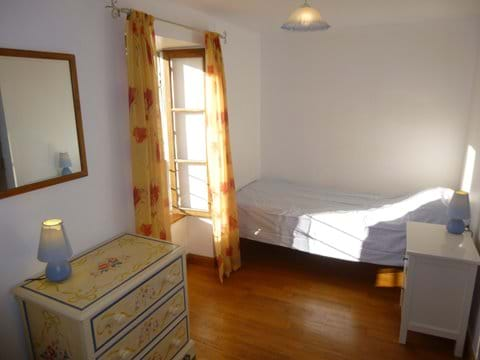 spacious bedroom in our holiday gite in dordogne