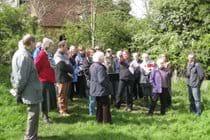 Tilty Abbey visit