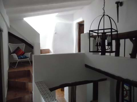 Upstairs Landing.