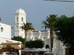 Conil town square