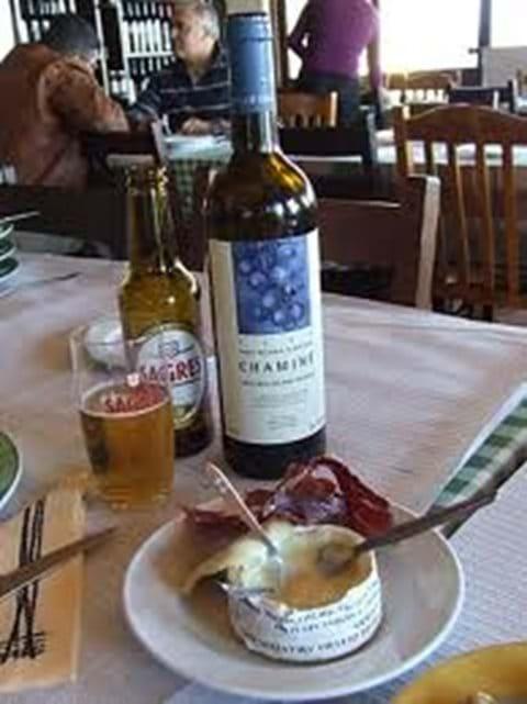 Fine dining in Monchique restaurants