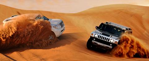 """"""" Try Desert Safari """""""