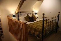 Bedroom in Nyth Y Wennol (Swallow