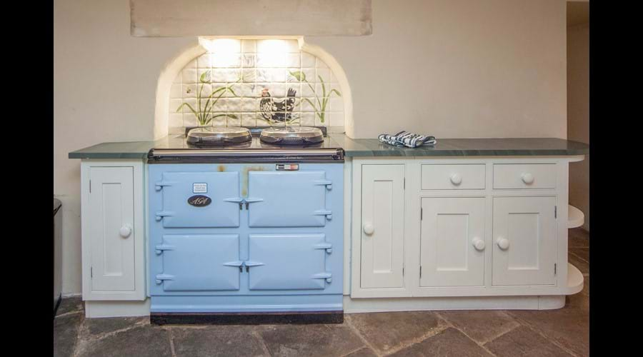 Cook your perfect Sunday brunch on the Aga