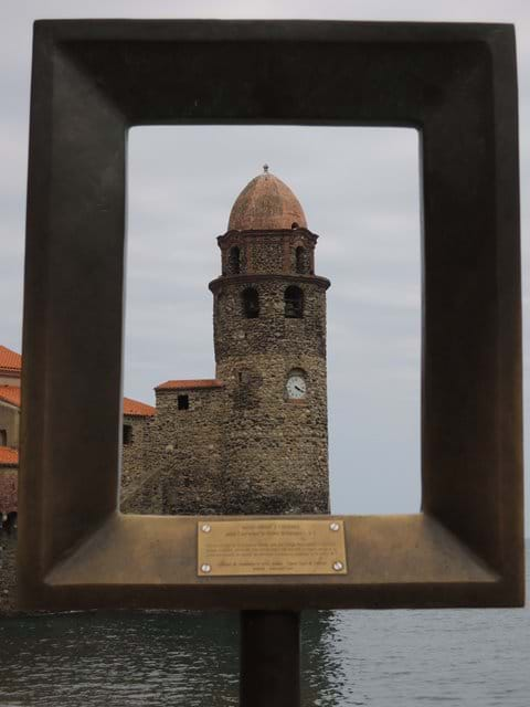 Frame your photos in Collioure