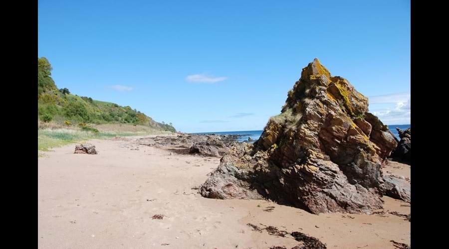 Hillockhead beach