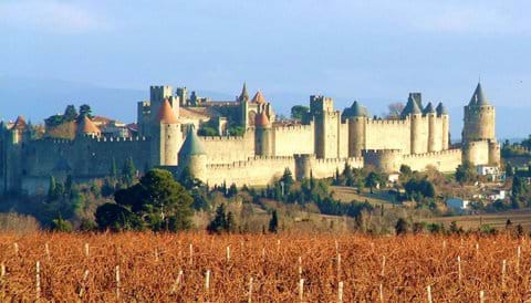 UNESCO Heritage Site - Carcassonne Castle - only 1 hour away
