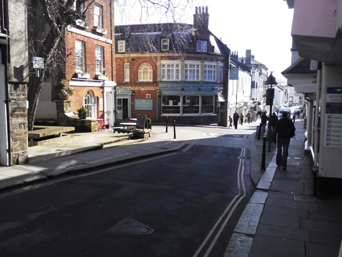 The Fore street