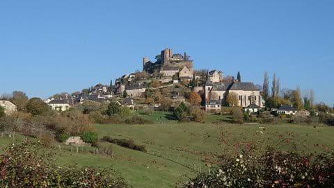 Turenne hilltop town
