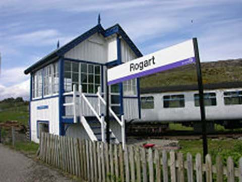Next stop, Rogart