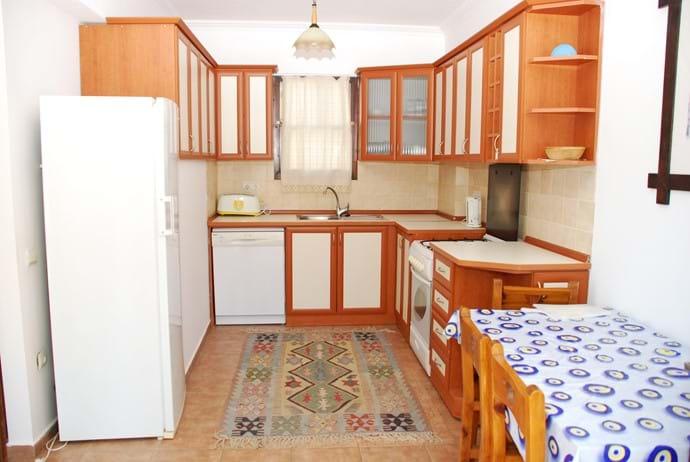 Villa Bora kitchen