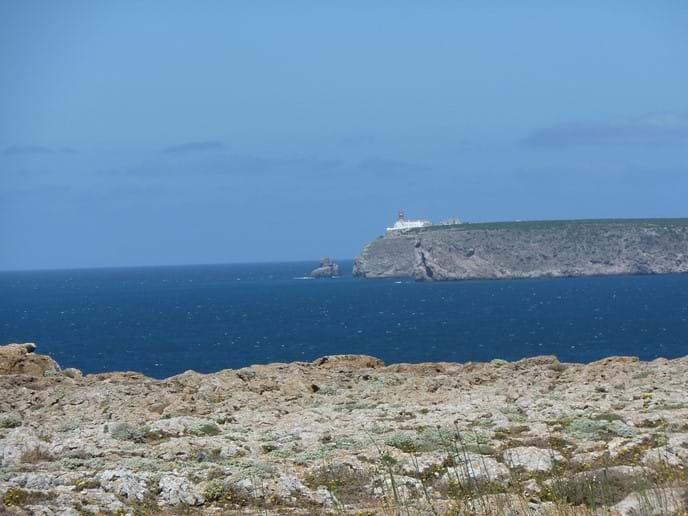 Cape de Vincent from Sagres