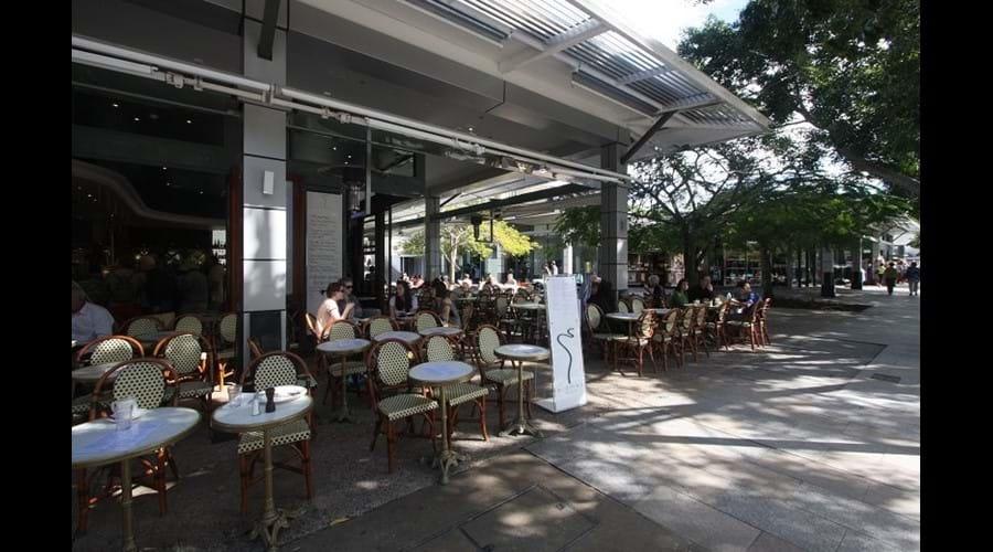 AROMAS NOOSA CAFE