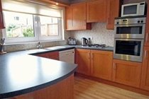 Dishwasher, double oven, Fridge Freezer