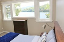 Bedroom 2 view of Lake Lure