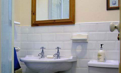 Comfortable, Clean Bathrooms
