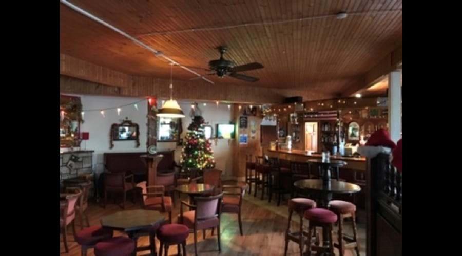 Christmas At the holiday pub