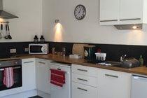 The Shippon kitchen