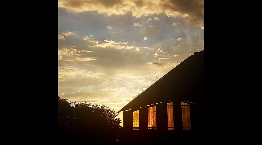 Sunsets at Fonsegre