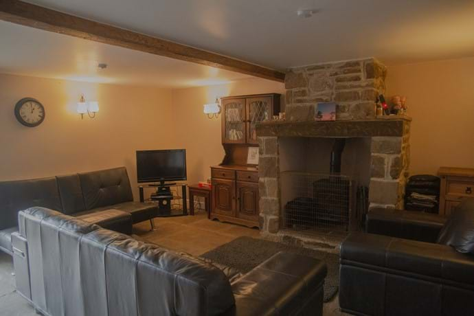 Laverock Lodge lounge