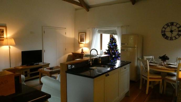 Christmas in Cider House