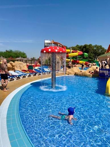 Flamingo waterpark Torrevieja