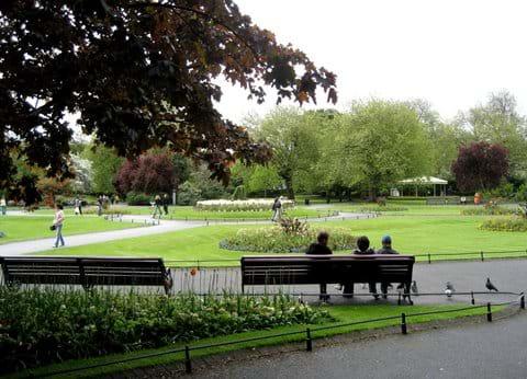 Take a picnic into St Stephen