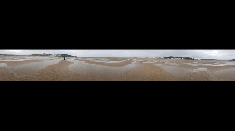 The beach at Instow